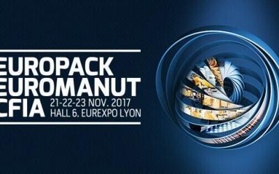 Les emballages bois légers de NO-NAIL BOXES au Salon Europack Euromanut CFIA de Lyon !