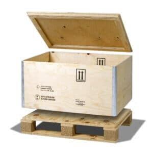 Kisten für Gefahrgut RIBOX 61 DG - NO-NAIL BOXES
