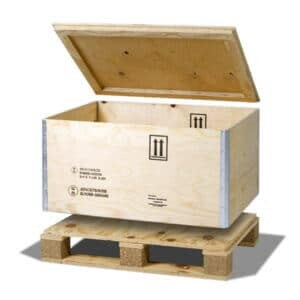 Boxes for dangerous products RIBOX 61 DG - NO-NAIL BOXES