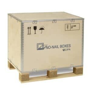 Single-use boxes ISIBOX 66 - NO-NAIL BOXES