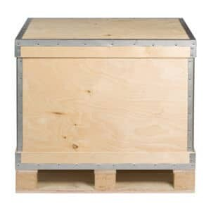 Reusable boxes RIBOX - NO-NAIL BOXES