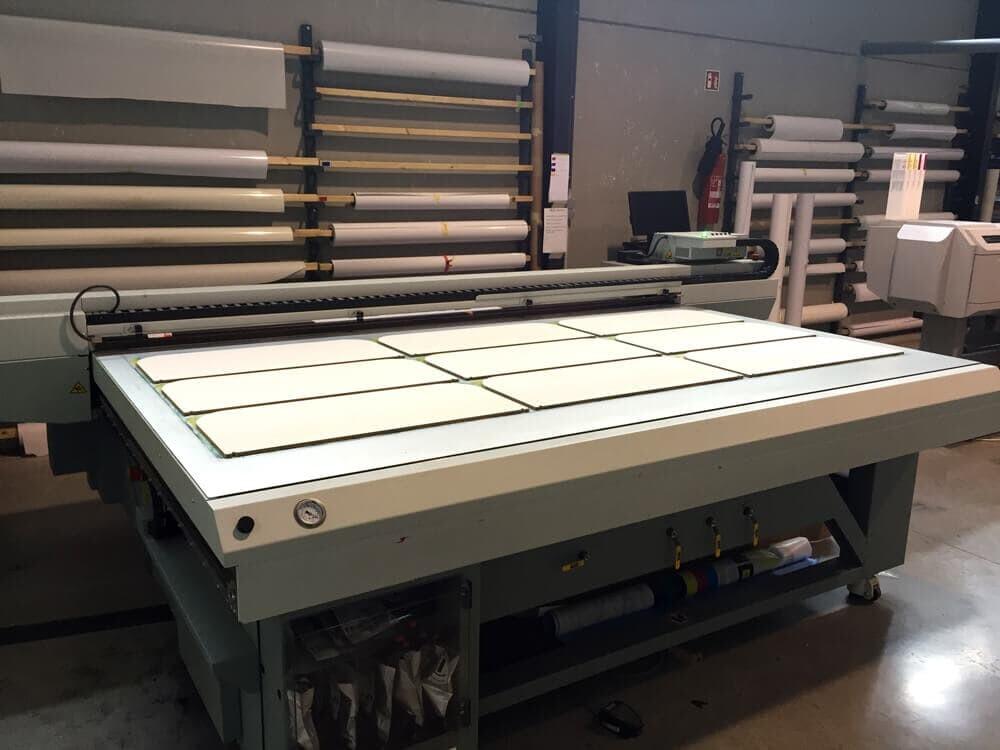NO-NAIL BOXES: Digital printing - for personalised printing
