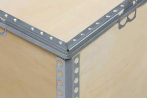 Les caisses pliantes de NO-NAIL BOXES assurent une sécurité maximale aux utilisateurs