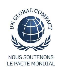 NO-NAIL BOXES est également fière de faire partie du Pacte Mondial