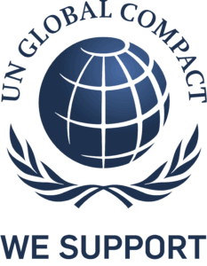 NO-NAIL BOXES is also proud to be a part of the Global Compact