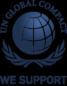 NO-NAIL BOXES is er ook trots op deel uit te maken van het Wereldpact, of Global Compact