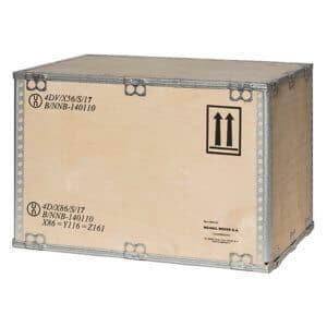 Caisse pour produits dangereux ISIBOX 66 DG - NO-NAIL BOXES
