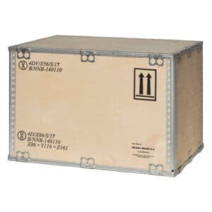 Boxes for dangerous products ISIBOX 66 DG - NO-NAIL BOXES