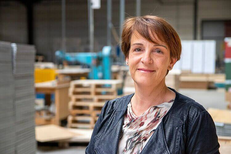Une nouvelle employée Ventes pour NO-NAIL BOXES