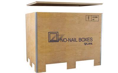 Wiederverwendung Ihrer Euro-Paletten mit NO-NAIL BOXES