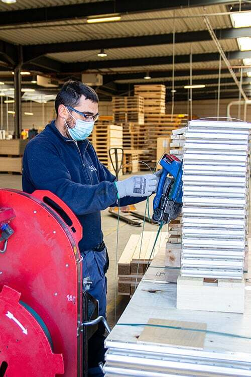 NO-NAIL BOXES: Sicherheit und Gesundheit am Arbeitsplatz