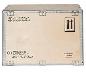 NO-NAIL BOXES: DG BOX - ISIBOX 66