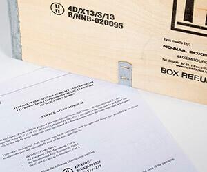NO-NAIL BOXES : DGBOX - ISIBOX 66