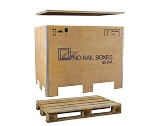 NO-NAIL BOXES : EUROBOX