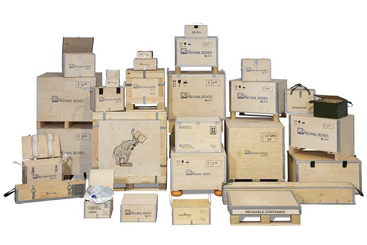 Pourquoi préférer le contreplaqué au carton dans la fabrication de nos caisses ?