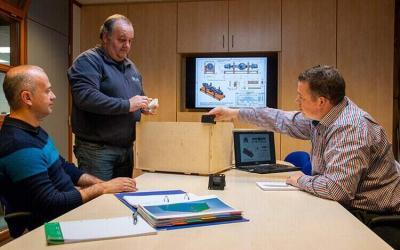 Innovation und F&E: wie wir an der Leistung und Konkurrenzfähigkeit unserer Produkte und Dienstleistungen feilen